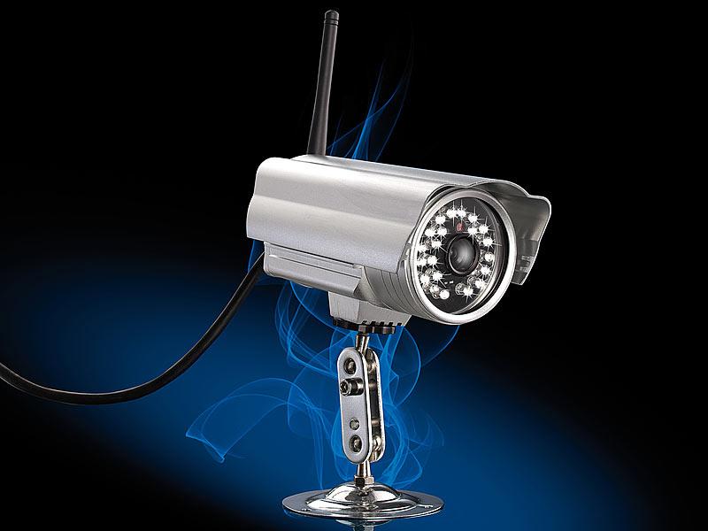7links outdoor ip kamera ipc 710ir wlan infrarot. Black Bedroom Furniture Sets. Home Design Ideas