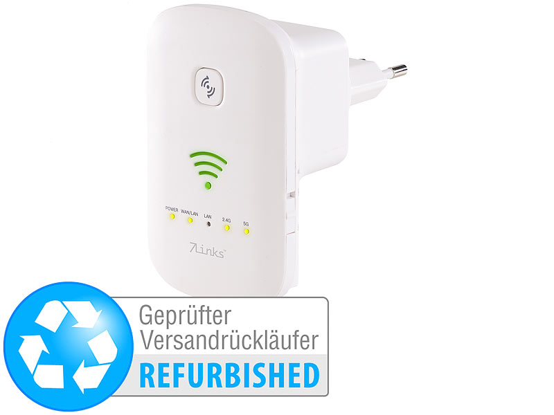 ; WLAN-Repeater, Powerline-Adapter WLAN-Repeater, Powerline-Adapter