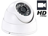 7links Dome-IP-KameraIPC-750.HD,SofortLink,720p-Auflösung (refurbished)