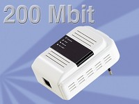 7links 200Mbps Powerline Netzwerkadapter (refurbished)