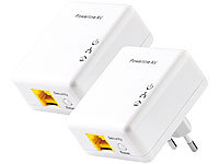 7links Nano-Powerline-Netzwerkadapter mit 200 Mbit/s (2er-Set)